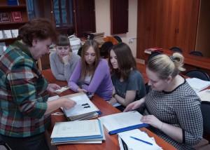Практические семинары для студентов. 2014