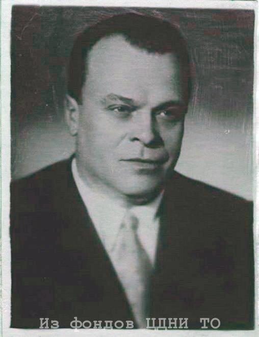 Иван Тихонович Марченко. ЦДНИ ТО. Ф. 607. Оп. 2. Д. 1534.