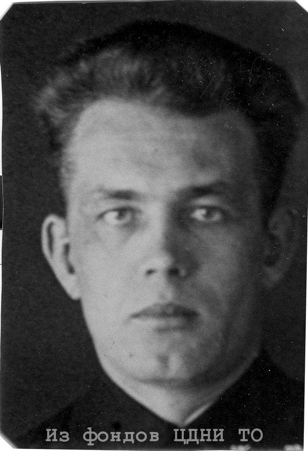 Василий Арсентьевич Москвин