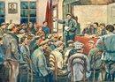 Томск в 1917:  профессиональное движение
