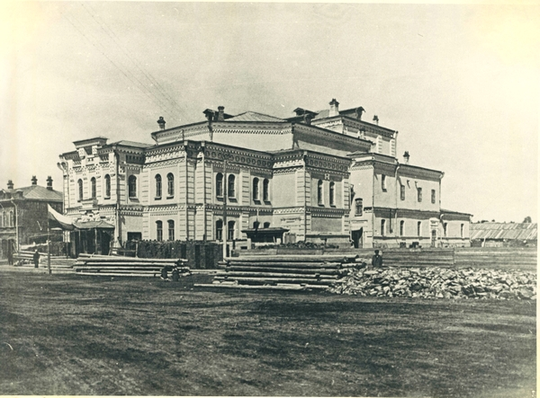 Театр Королева Е.И. // ЦДНИ ТО - Ф. 1300. - Оп. 3. - Д. 2.