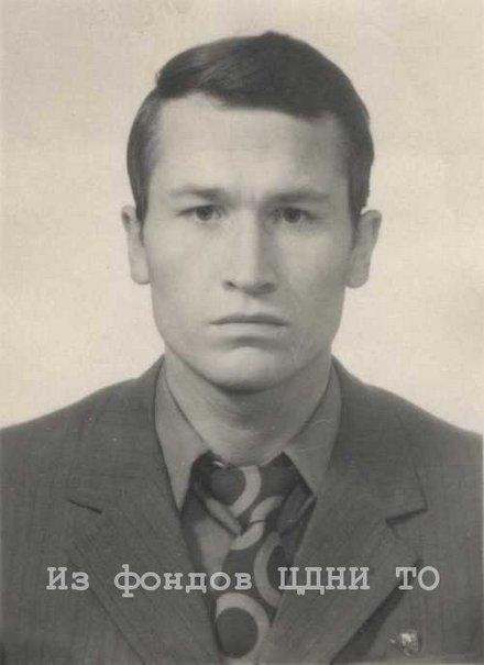 Купрессов Виктор Федорович (ноябрь 1979 - август 1982)