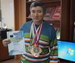 Борис Юсупов – призер Кубка Сибири