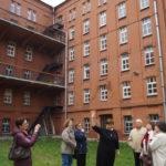 Во внутреннем дворе Томского ломбарда. Экскурсия в ЦДНИ ТО. 31 мая 2108