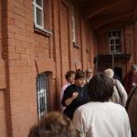 На балконе Томского ломбарда. Экскурсия в ЦДНИ ТО. 31 мая 2108