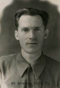 Смирнов Михаил Дмитриевич.[1952]. Томск // ЦДНИ ТО. Ф. 607. Оп. 2. Д. 2272.