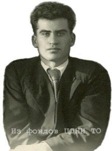 февраль 1951 - март 1957 - Скиба Иван Никитович (так в документах) (1921 г.р. Образование: Воронежский государственный университет, химический факультет)