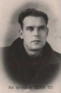 Савелий Иконников. 1950-е гг. ЦДНИ ТО. Ф. 6177. Оп. 2. Д. 1.
