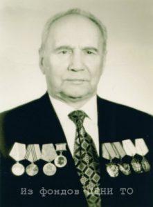 Коньков Владимир Иванович. 2002 г.