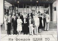Гастроли Московского академического театра сатиры в Томске. 1 – 25 августа 1986 г.