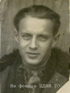 Владимир Иванович Семенов - актер Томского драматического театра