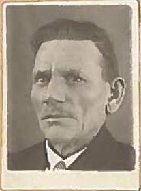 Ткаченко Андрей Яковлевич. 1940-е гг. Архив ТПУ. Оп. 4. Д. 3022.