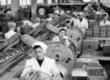 О перестройке работы промышленности города в период мирного времени