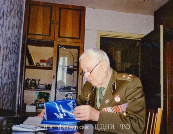 Иванов Лев Николаевич. г. Томск. 2003 г. // ЦДНИ ТО. Ф. 6297. Оп. 2. Д. 21.