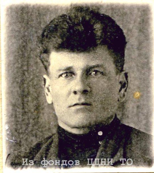 Зариф Сибагатович Абязов (1892-1937). ЦДНИ ТО Ф. 206. Оп. 3. Д. 3.