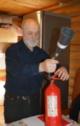 В архиве проведены практические занятия по противопожарной безопасности