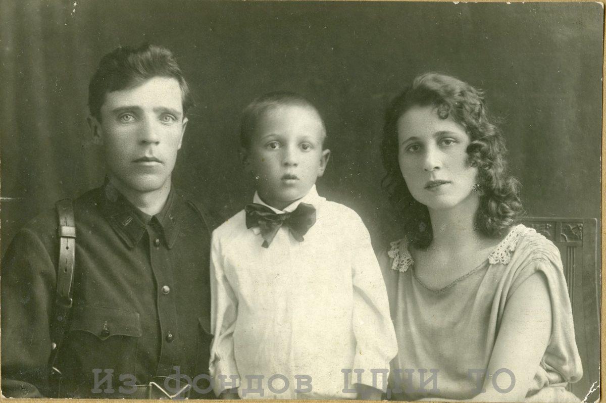 В Память о Великой войне: семья кадровых военных Удаловых