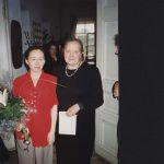 После защиты Е.В. Нам. 1999 г.