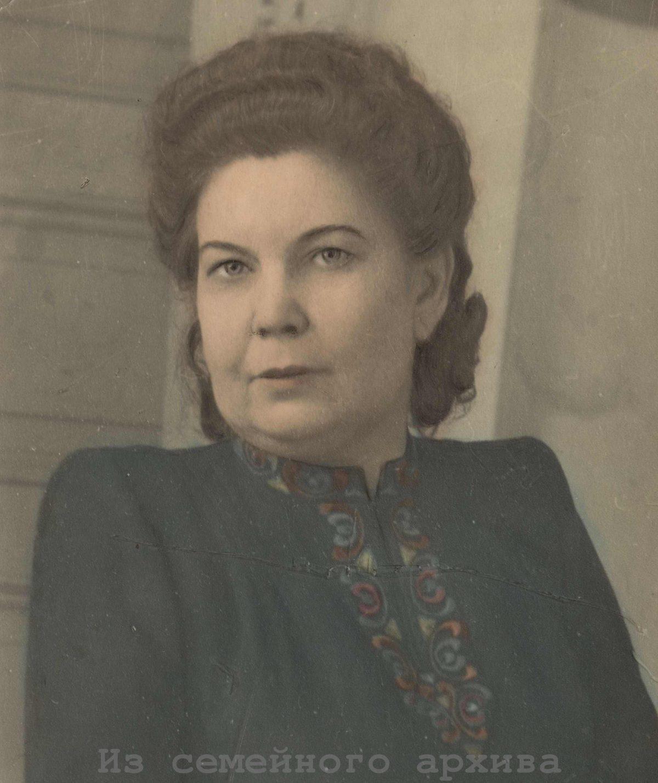 Биография: врач-рентгенолог А.К. Сибирцева (1898-1985)