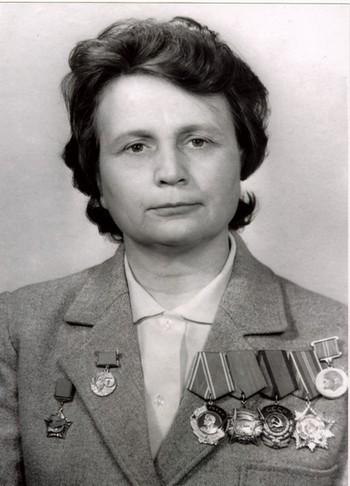 Костебелова Валентина Павловна