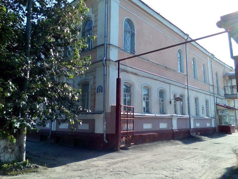 Особняк нарымского рыботорговца купца Родюкова, где размещалась спецтюрьма в 1941-1942 (ул. Войкова, 8).