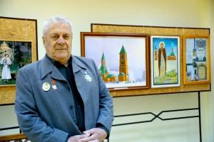 Григорий Иванович Тригорлов. Фото Г. Кан.