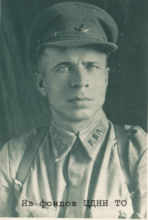Николай Батюк. 1941-1943 // ЦДНИ ТО. - Ф. 4204. - Оп. 4. - Д. 1193.