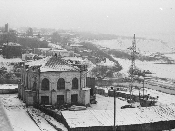 Томская морская школа. 1977 г. Автор снимка С. Г. Кукшенев.