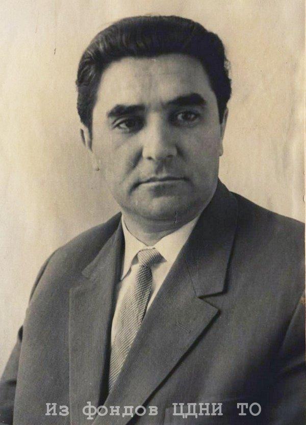 Михаил Яковлевич Люньков. ЦДНИ ТО. Ф. 607. Оп. 2. Д. 1468.