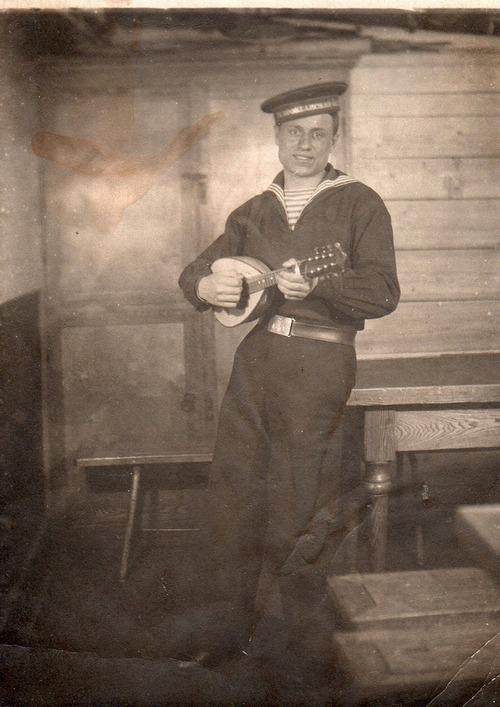 Николай Степанович Жульев. 1943 г.
