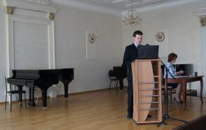 Немирович-Данченко П. с докладом на семинаре-совещании руководителей и специалистов архивных органов и учреждений