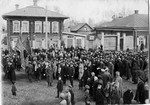 Томск в 1917: вступление в революцию