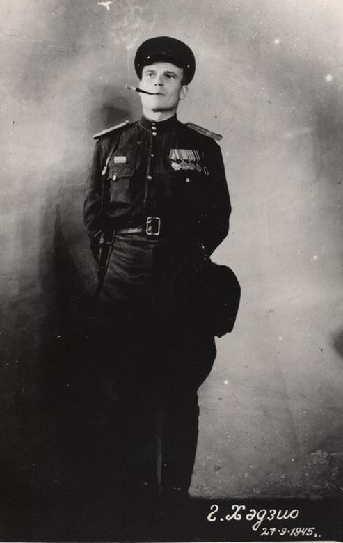 Садов Петр Александрович. Из семейного архива.