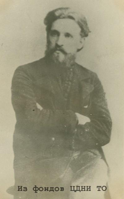 Иванов Аркадий Федорович. 1908 г. // ЦДНИ ТО. - Ф. 1300. - Оп. 2. - Д. 474.