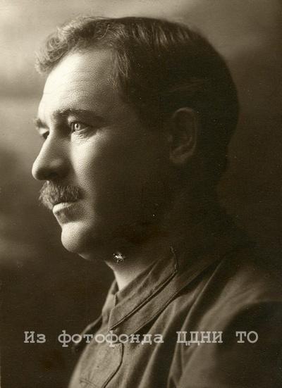 Строганов Василий Андреевич. 1922-1923 гг. // ЦДНИ ТО. - Ф. 1300. - Оп. 2. - Д. 395.